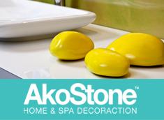 AkoStone Home and Spa nowa linia produktów 2012