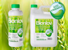 Bionlov Premium - Innovative fuel for bio fireplaces