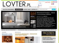 LOVTER.PL  Pierwszy w Polsce Portal o Biokominkach