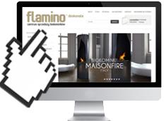 Flamino.pl nowy sklep z biokominkami